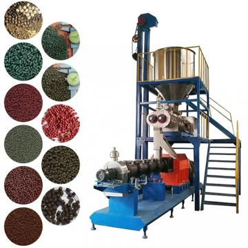 Small Animal Floating Fish Feed Pellet Making Extruder Machine Prices Fish Feed Extruder Manufacturing