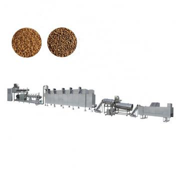 1-20t/H Stainless Steel Chicken Livestock Cattle Pig Fish Poultry Feed Pellet Making Machine