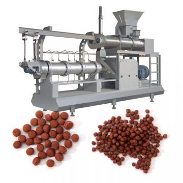 Pet Dog Fish Poultry Animal Fish Feed Production Extruder